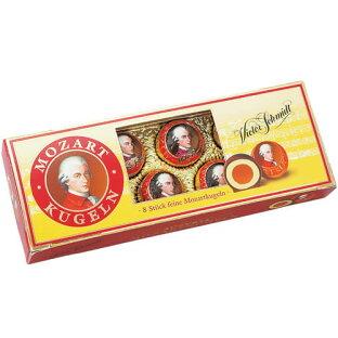 【オーストリアおみやげがポイント10倍&送料無料!】モーツァルトチョコ6箱セット(オーストリアお土産)