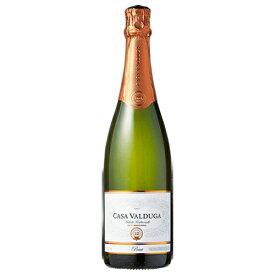 【スーパーSALE】【ブラジル お土産】CASA VALDUGA(カーサ・ヴァルドゥーガ) 750ml×12本セット|カーサヴァルドゥーガ スパークリングワイン|スパークリングワイン【おみやげ お土産 ブラジル 海外 みやげ】 sa0304