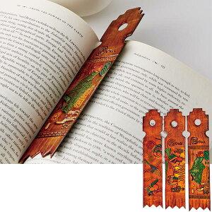 ペルー ブックマーク3枚セット【ペルー お土産】|文具 雑貨 ペルー土産 おみやげ