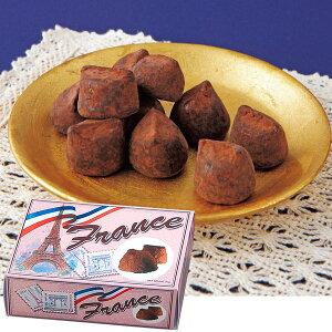 フランス チョコトリュフミニ 1箱【フランス お土産】|チョコレート ショコラ フランス土産 お菓子 スイーツ まとめ買い おみやげ