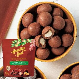 ハワイアンホースト パラダイス コナコーヒー マカデミアナッツチョコ 1袋【ハワイ お土産】|チョコレート お菓子 ハワイ土産 おみやげ