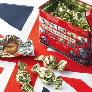 チャーチル 缶入りクリームトフィー【イギリス お土産】 キャンディ ソフトキャンディー ヨーロッパ イギリス土産 おみやげ ホワイトデー 輸入