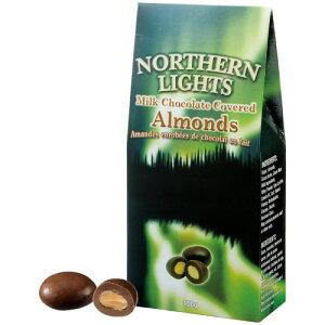 オーロラアーモンドミルクチョコ3箱セット【アラスカ お土産】|チョコレート アメリカ アラスカ土産 おみやげ お菓子