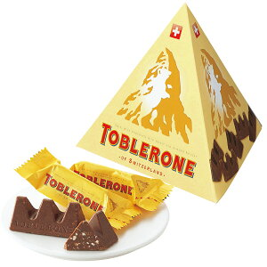 トブラローネ マッターホルンボックスチョコ 1箱【スイス お土産】|スイス お土産 チョコレート ヨーロッパ スイス土産 おみやげ お菓子 みやげ 海外土産