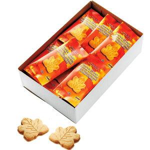 メープルクリームクッキー30袋セット【カナダ お土産】|クッキー ガレット ショートブレッド お菓子 洋菓子 カナダ土産 おみやげ