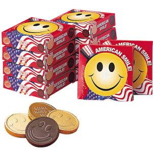 スマイルチョコ ミニボックス10箱セット【アメリカ お土産】|チョコレート アメリカ アメリカ土産 おみやげ お菓子 輸入 ホワイトデー お返し お菓子 ギフト プレゼント おすすめ