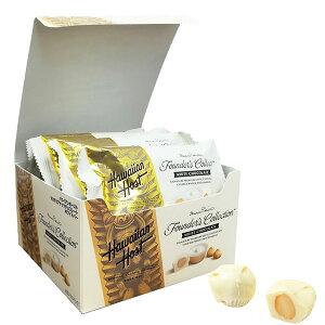 ハワイアンホースト Hawaiian Host マカダミアナッツチョコホワイトバー2粒12袋セット【ハワイ お土産】 チョコレート お菓子 ハワイ チョコレート