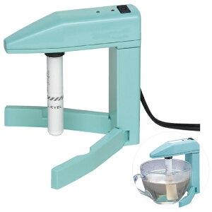 セラミックヒーター リトルボコボコ SWT|コンパクト 家電 旅行グッズ 湯沸し器 旅行用品