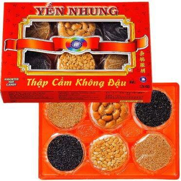 【ベトナムおみやげ】YENHOANG(エンフォアング)|ベトナムカラメルウエハース6箱セット|国民的お菓子【ポイント10倍&送料無料!】