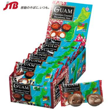 グアム マカダミアナッツチョコミニパック18袋セット