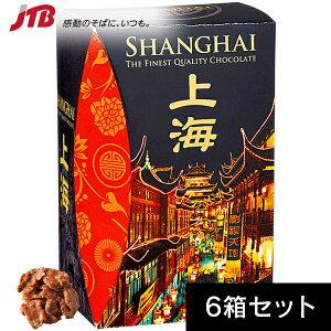 上海 チョコフレーク6箱セット【中国 お土産】|スナック菓子 アジア 中国土産 おみやげ お菓子