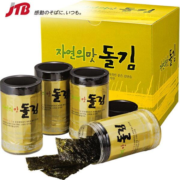【韓国 お土産】韓国のり4個セット1セット(4個)|のり アジア 食品 韓国土産 おみやげ