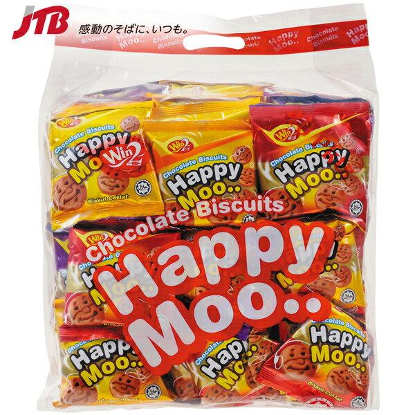 【シンガポール お土産】シンガポール ハッピームーチョコクッキー40パックセット|クッキー 東南アジア 食品 シンガポール土産 おみやげ お菓子