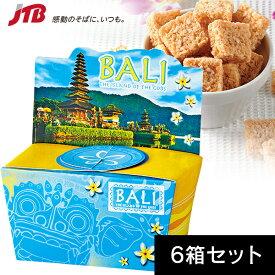 【バリ島 インドネシア お土産】インドネシア ココナッツトースト6箱セット|ドライフルーツ 東南アジア 食品 バリ島 インドネシア土産 おみやげ