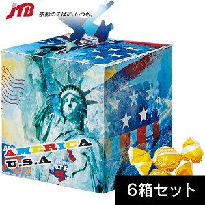 アメリカ ハニーキャンディ6箱セット【アメリカ お土産】|キャンディ・グミ アメリカ土産 おみやげ 輸入