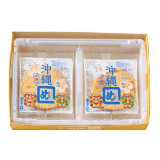 【沖縄土産】沖縄めんべい(小)|沖縄お土産おせんべい煎餅お菓子福太郎沖縄食品