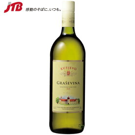 クティエヴォ 白ワイン(マグナムボトル) 1000ml【クロアチア お土産】|オンライン飲み会|お酒 クロアチア土産 ヨーロッパおみやげ 白ワイン