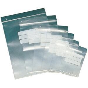 チャック付シールパック2 日本製 ジッパー バッグ 袋 透明 ビニール袋 チャック付き ポリ袋 保存袋 仕分け袋