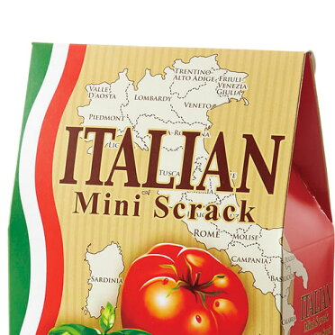 【イタリアお土産がポイント10倍&送料無料!】イタリアンオリーブスナック6箱セット(イタリアおみやげ)