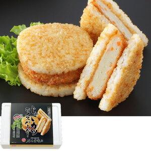 愛媛 谷本蒲鉾店 じゃこカツライスバーガー 3個入|練り物 かまぼこ じゃこ天 お土産 お取り寄せ