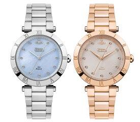 ヴィヴィアン ウエストウッド vivienne westwood 腕時計 レディース VV206BLSL VV206SLRS【並行輸入品】