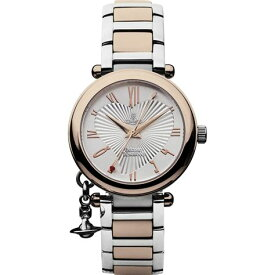 【お買い物マラソン 6/21(金)20:00〜6/26(水)1:1767】Vivienne Westwood ヴィヴィアンウエストウッド 腕時計 Orb VV006RSSL レディース