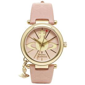 Vivienne Westwood ヴィヴィアンウエストウッド 腕時計 Orb VV006PKPK レディース