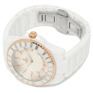 VivienneWestwoodヴィヴィアンウエストウッド腕時計CeramicVV048RSWHユニセックス