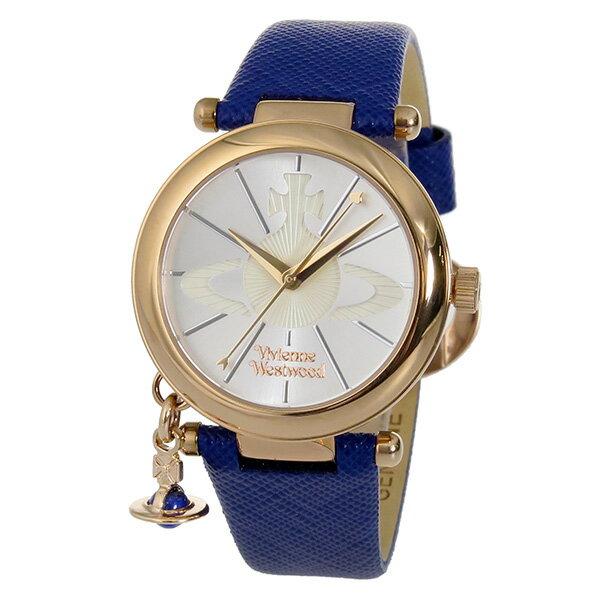 Vivienne Westwood ヴィヴィアンウエストウッド 腕時計 VV006RSBL レディース
