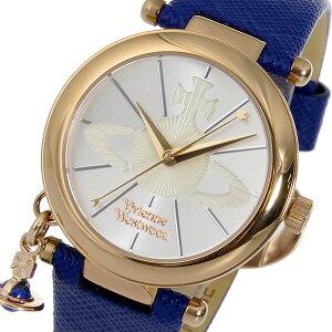 VivienneWestwoodヴィヴィアンウエストウッド腕時計VV006RSBLレディース