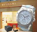 BVLGARI ブルガリ 腕時計 ディアゴノ スポーツクロノ CH35C3SLD/9 ブルー レディース【SS05P02dec12】【マラソン20130…