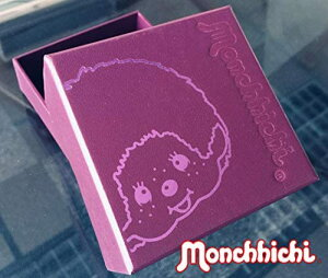 モンチッチMonchhichiネックレスNecklaceMO-NEC120-C32スワロフスキー製クリスタル正規