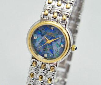 MONTRES Montres watch 009L natural Opal ladies
