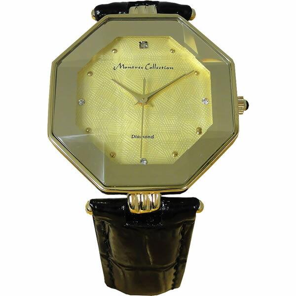 モントレスコレクション Montres Collection メンズウォッチ MC-8000-5 [並行輸入品]