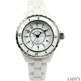 Pierre Talamon ピエール・タラモン 腕時計 PT-1600L ホワイト レディース