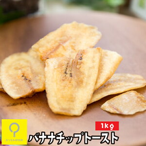 バナナチップトースト 1kg おつまみ研究所【2703】