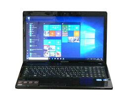 ノートパソコン 中古パソコン G580 2689 ブラック テンキー ノート 本体 Windows10 レノボ Core i5 DVD 4GB/500GB 送料無料 【中古】
