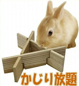 [マルカン]かじり放題(天然木使用!)