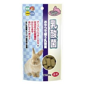 [ハイペット]うさぎのおやつおやつで補う乳酸菌!乳酸菌85g