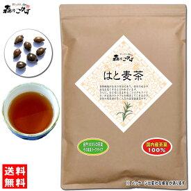 G【送料無料】 国産 ハトムギ茶 (500g) はと麦茶 100% (鳩麦茶) はとむぎちゃ 健康茶 ハトムギ ハト麦 森のこかげ 健やかハウス ※ パッケージが変わります