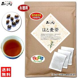 ■7【お徳用TB送料無料】 国産 はと麦茶 (4g×80p) 「ティーバッグ」はと麦茶 100% (鳩麦茶) ハトムギ ハト麦 はとむぎちゃ 健康茶 森のこかげ 健やかハウス