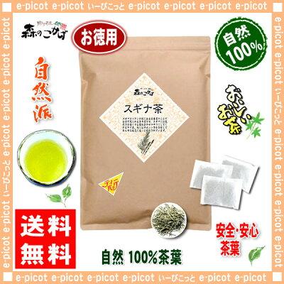 スギナ茶(3g×80p内容量変更)「ティーパック」≪すぎな茶100%≫杉菜茶森のこかげ健やかハウス