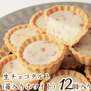 ホワイトデー2020生チョコタルト(苺入りホワイト)12個入バレンタイン ホワイトデー2020 内祝 内祝い 出産内祝い 結…