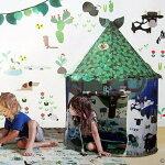 テントキッズテント子供テント子供ハウステントハウスABCテント誕生日プレゼントおもちゃクリスマスプレゼントジャニックコアト【送料無料】