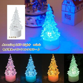 led christmas ornaments christmas gadgets christmas lights led light accessories illumination nordic crystal decoration xmas flash miniature christmas tree
