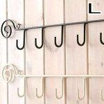スパイラルフック(Lサイズ)/アイアン雑貨/インテリア/フック/壁飾り/壁掛け/ウォール/フック壁/シンプル/アンティーク