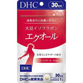 DHC 大豆イソフラボン エクオール 30日分 送料無料