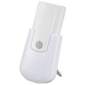 LEDナイトライト 明暗・人感センサー 昼白色 NIT-BLA6JH-WN