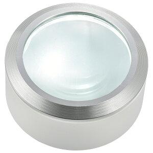 L-ZOOMエルズーム LEDデスクルーペ3|LH-M10DL-3W 08-0785 オーム電機