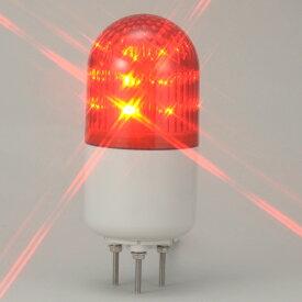 LED回転灯 ORL-1 LED18個使用 サイズ小 07-1575 オーム電機